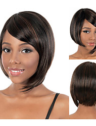 free style Short Wavy Synthetic Wigs for Women sw0188