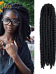 "Wholesale X-TRESS Hair Products Kanekalon Havana Twist Braids 14"" Synthetic Hair Crochet Braiding Hair Twist Afro Curly"