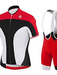 Ensemble de Vêtements/Tenus ( Others ) de Cyclisme/Vélo -Résistant à la poussière / Pare-vent / Matériaux Légers / La peau 3 densités /