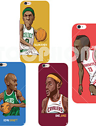For iPhone 6 Case iPhone 6 Plus Case Case Cover Pattern Back Cover Case Cartoon Soft TPU foriPhone 6s Plus iPhone 6 Plus iPhone 6s iPhone