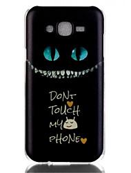 padrão policial caso de telefone material de pc ruim para Samsung Galaxy j1 / J120 / J5 / J510 / J7 / j710