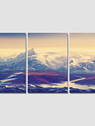Set Of 5 Modern Canvas Art Abstract Painting Peak Pictures Home Decor Canvas Prints