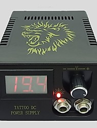 High Stability Lion Tattoo Power Supply Machine