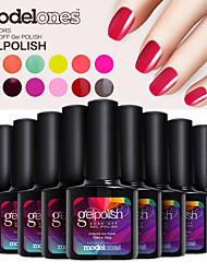 Modelones  Nail Art Gelpolish UV Gel Nail Polish Color Gel Long Lasting