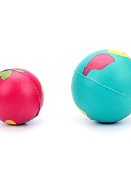 Rubber Elastic Solid Toy Ball Pet Toy Dog Toy