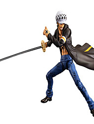 One Piece GK Telafalga Anime Action Figures Model Toy