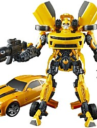 Transfor Robot Toy Human Alliance Bum blebee and Sam Action Figures Toys Kids Birthday Gifts Kids Toys