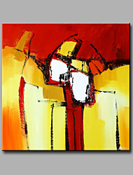 Mini Size Oil painting Modern Abstract Pure Hand Draw Frameless Decorative Painting