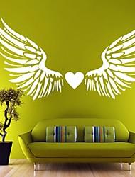 Romance / Forme Stickers muraux Stickers avion , PVC L: 76 x 150 cm / M:57 x 116cm / S: 42 x 87cm