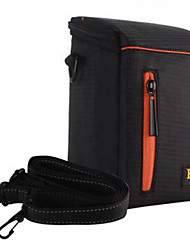 F0039 Camera Bag for All Mini DSLR DV Nikon Canon Sony Olympus Strap Long:min.60/Max.128cm