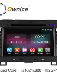 "In-Dash For Greatwall H3 H5 Car DVD Player with Quad Core Pure Android 4.4 8"" 1024*600 2G RAM 16GB ROM"