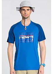 Homme Tee-shirt / Hauts/TopsCamping / Randonnée / Pêche / Sport de détente / Cyclisme/Vélo / Ski de fond / Hors piste / Moto /