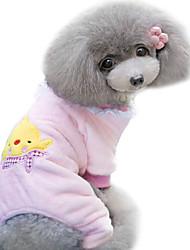 Dog Coat Pink Summer Fashion