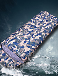 Sleeping Bag Rectangular Bag Single 2500g -39℃, 2000g -34℃, 1800g -29℃, 1500g -24℃, 1200g -19℃, 1000g -14℃, 800g -9℃, 600g -4℃ Duck Down