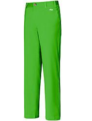 Lesmart Men's Straight Pants Black / Gray / Fuchsia / Red / Green / White / Orange / Dark Blue-GK16302