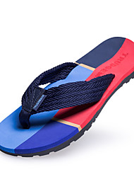 Men's Shoes Outdoor / Casual Synthetic Sandals Black / Brown / Navy