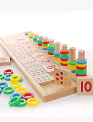 Early Childhood Children' Toys Puzzle Digital Pairing Early Childhood Mathematics