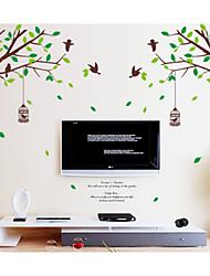 Animals / Botanical / Romance / Still Life Wall Stickers Plane Wall Stickers,pvc 60*90cm