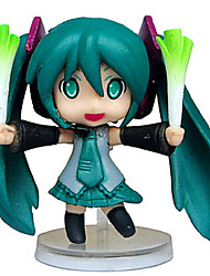 Vocaloid Anime Action Figure 5cm Model Toys Doll Toy