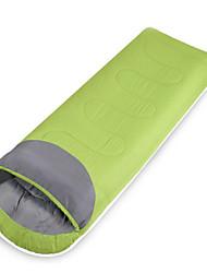 380g Hollow Cotton Nylon Taffeta Lining Single Rectangular Bag/Sleeping Bag for Camping and Hiking