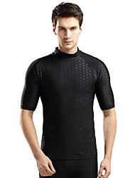Altro Per uomo Top / Muta coprimuta Scafandro Resistente ai raggi UV Dive Skins 3-3,4 mm Nero M / L / XL / XXL / XXXL Nuoto / Immersioni