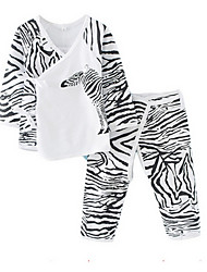 Boy's Cotton Clothing Set,All Seasons