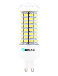 18W G9 LED-maissilamput T 89 SMD 5730 1800 lm Lämmin valkoinen / Kylmä valkoinen AC 220-240 V 1 kpl