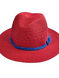 Unisex Sombrero para el sol Vintage / Bonito / Fiesta / Trabajo / Casual-Primavera / Verano / Otoño / Invierno / Todas las Temporadas-Lino