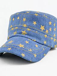 Korea Five-pointed Star Cowboy Hat