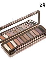 Set de Maquillaje Profesional de 12 Colores