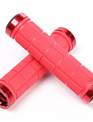 Bicycle Bike MTB Grips Lock-on Fixed Gear Grips Rubber Handlebar Grips