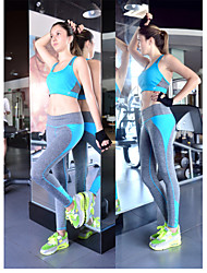 Running Pants / Bottoms Women's Breathable Cotton Yoga / Fitness / Leisure Sports / Badminton / Running Sports TightIndoor / Outdoor