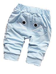 Pantalones Boy-Verano-Algodón-Sin Mangas