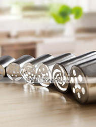 Stainless Steel Piping Russian Nozzles Pastry Tube Kitchen Fondant Dessert Sugar craft Cake Decorating Tools JG0017