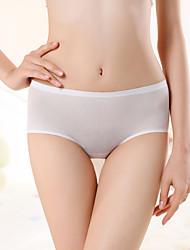 Femme Sexy Sans coutureCoton / Nylon / Spandex