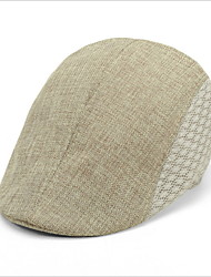 Newest Korea Linen Cap