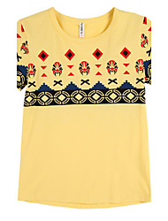 Tee-shirts Boy Eté Coton