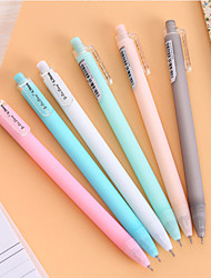 1PC Creative Candy Color Jelly Carbon Neutral Pen Water-Based Pen