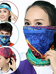 Bike/Cycling Neck Gaiters / Neckwarmers/Neck Tube / Scarves / Bandana/Hats/Headsweats Unisex Breathable / Dust Proof / SunscreenSpandex /