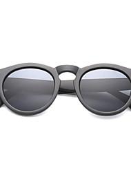 Sunglasses Women's Retro/Vintage / Fashion Oval Leopard Sunglasses Full-Rim