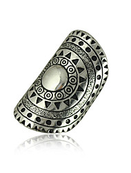 Ring Women's / Men's Non Stone Alloy Alloy 7 / 8 / 9 SilverColor & Style representation may vary by monitor. Not responsible for