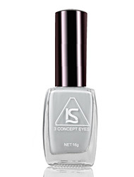 1pcs Grandma grey Nail Polish