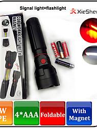 Освещение Светодиодные фонари LED 250 lumens Люмен 6 Режим Cree AAA Водонепроницаемый / Ударопрочный / самооборона