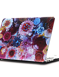 Colored Drawing~34 Style Flat Shell For MacBook Air 11''/13''