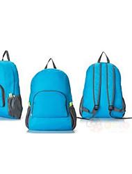 Portable Folding Outdoor Travel Mountaineering Bags Waterproof Nylon Sports Bag Backpack Skin