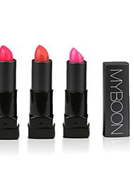 Læbestifter Våd Stift Farvet glans / Længerevarende / Naturlig Sølv / Orange 1 MYBOON