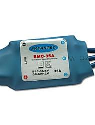 Общие характеристики Общие характеристики Skyartec ESC004 Регулятор скорости (ESC) / Комплектующие Аксессуары Синий