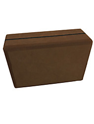 Eva Cork Yoga Brick Brick High-Quality High-Density Yoga Bricks Environmental Tasteless Foam Blocks 40 Degrees