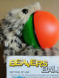 Plastic and Plush Above 3 Balls & Accessories for Novelty Toy