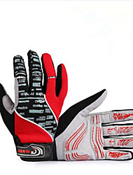 Glove Cycling/Bike Men's Full-finger GlovesAnti-skidding / Keep Warm / Wearproof / Shockproof / Reduces Chafing